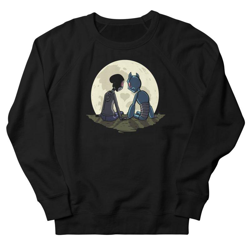 Transypoo + Skel Women's French Terry Sweatshirt by The Transypoo Tee Shirt Shop!