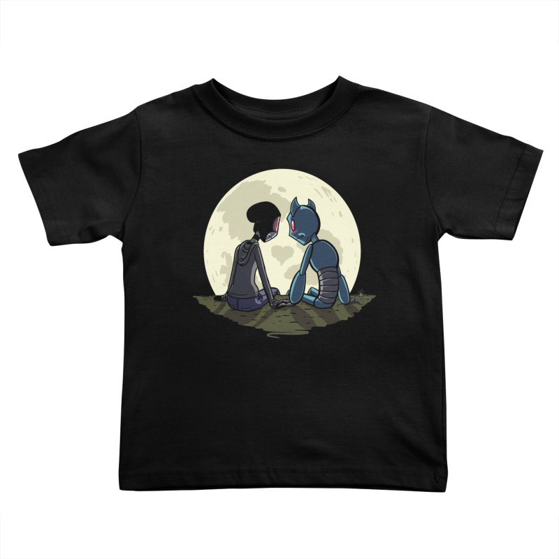 Transypoo + Skel Kids Toddler T-Shirt by The Transypoo Tee Shirt Shop!