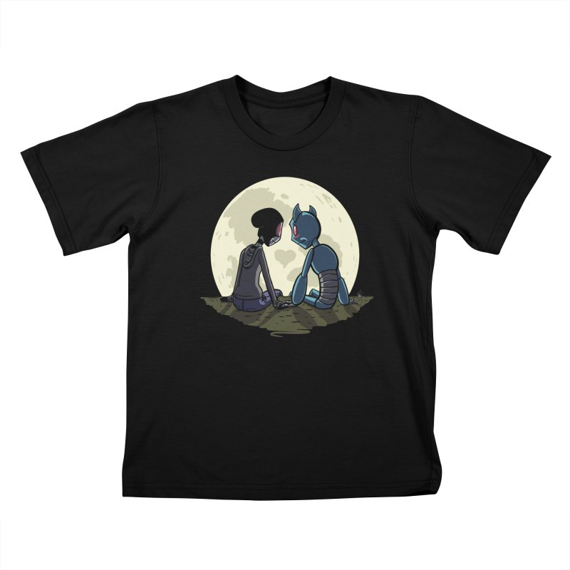 Transypoo + Skel Kids T-Shirt by The Transypoo Tee Shirt Shop!