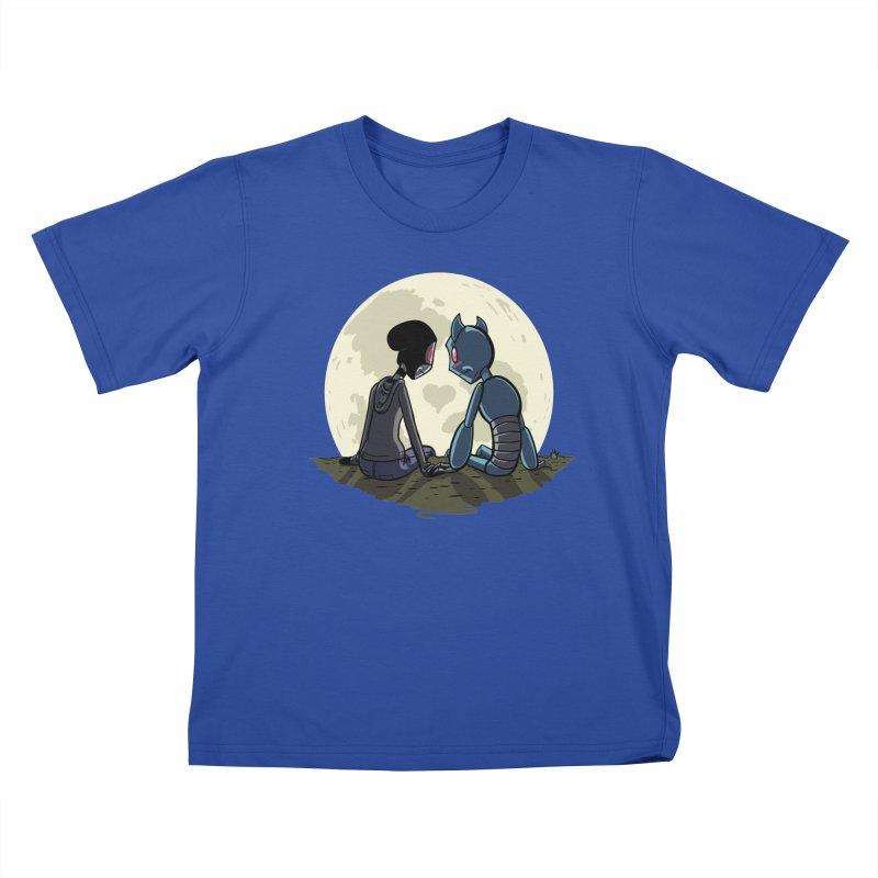 Transypoo + Skel Kids T-Shirt by The Transypoo Tee Shirt Shop!