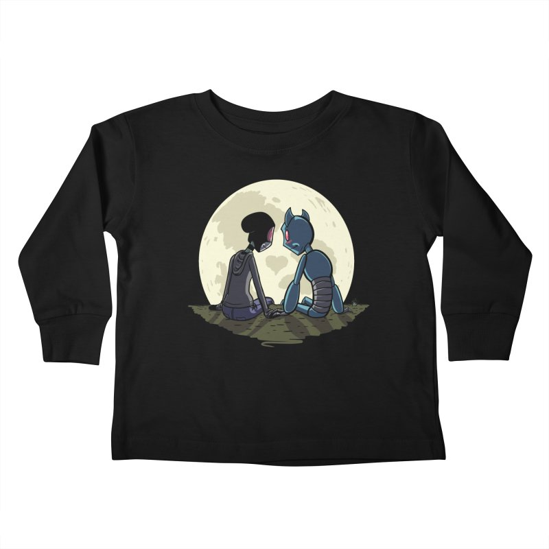 Transypoo + Skel Kids Toddler Longsleeve T-Shirt by The Transypoo Tee Shirt Shop!