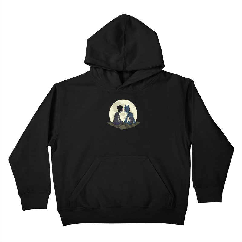 Transypoo + Skel Kids Pullover Hoody by The Transypoo Tee Shirt Shop!
