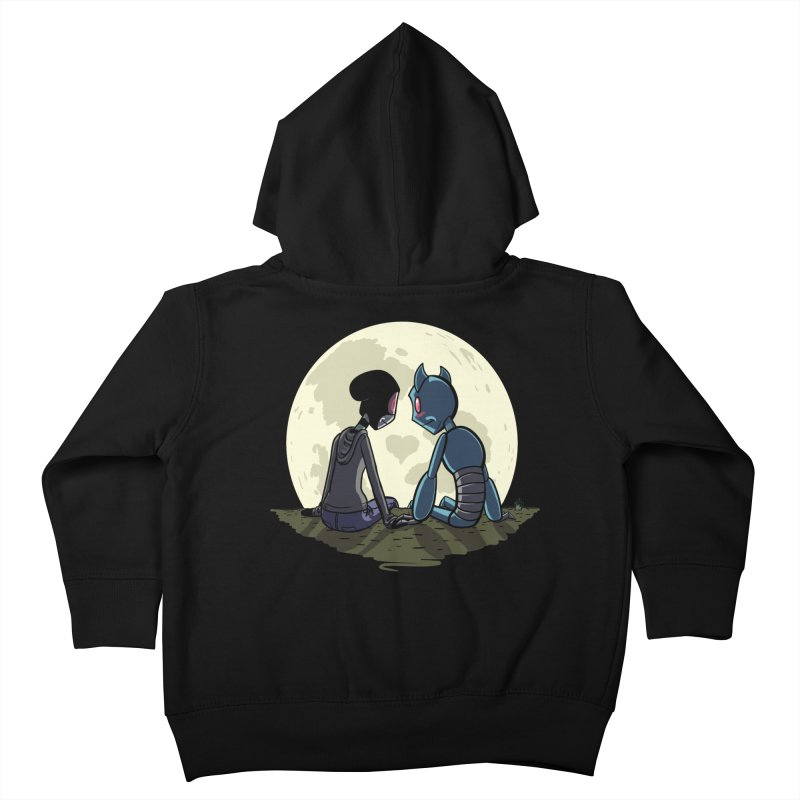 Transypoo + Skel Kids Toddler Zip-Up Hoody by The Transypoo Tee Shirt Shop!