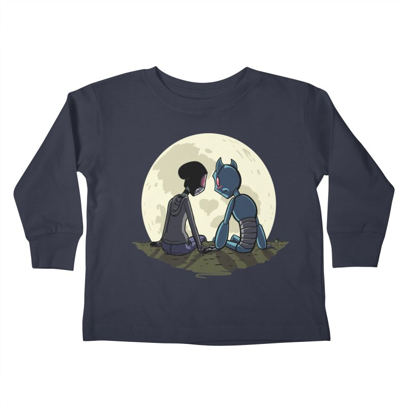 Transypoo + Skel Kids Toddler Longsleeve T-Shirt by The Transypoo Tee Shirt Shop!