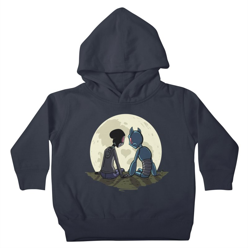 Transypoo + Skel Kids Toddler Pullover Hoody by The Transypoo Tee Shirt Shop!