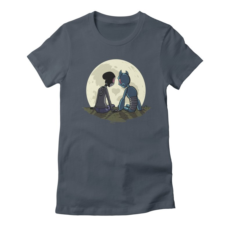 Transypoo + Skel Women's T-Shirt by The Transypoo Tee Shirt Shop!