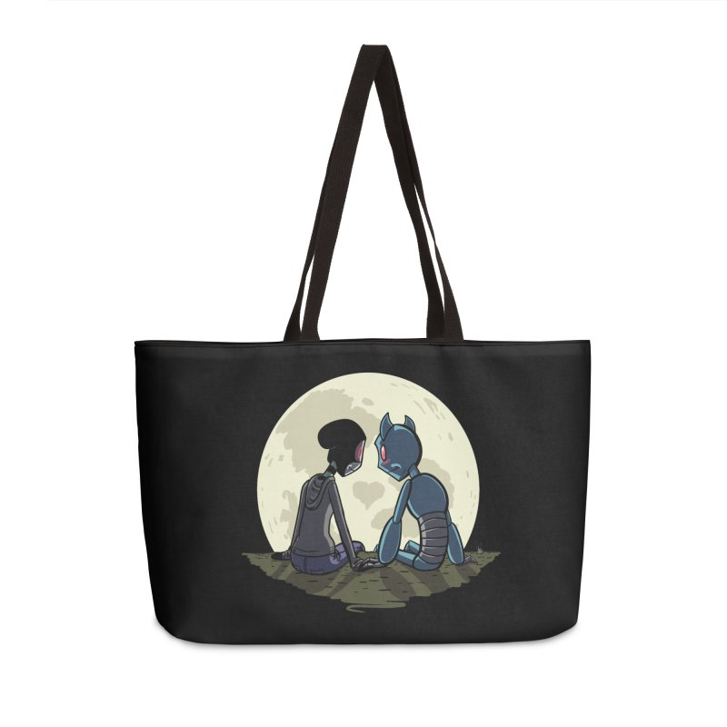 Transypoo + Skel Accessories Weekender Bag Bag by The Transypoo Tee Shirt Shop!