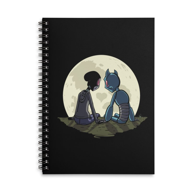 Transypoo + Skel Accessories Lined Spiral Notebook by The Transypoo Tee Shirt Shop!