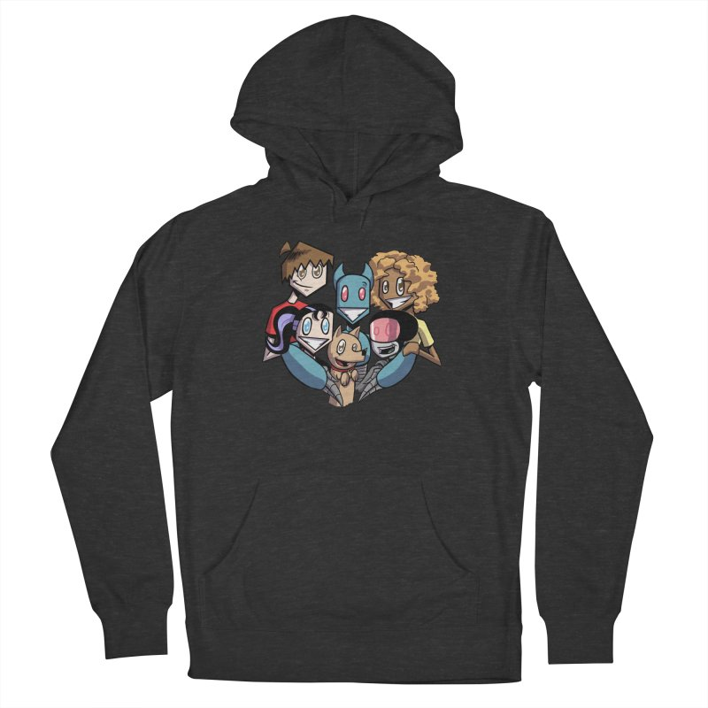 10th Anniversary! Men's French Terry Pullover Hoody by The Transypoo Tee Shirt Shop!