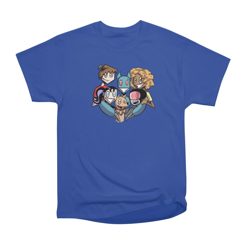 10th Anniversary! Women's Heavyweight Unisex T-Shirt by The Transypoo Tee Shirt Shop!