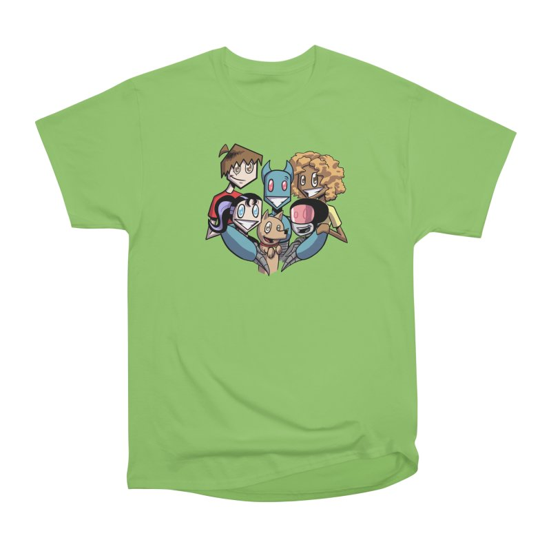 10th Anniversary! Men's Heavyweight T-Shirt by The Transypoo Tee Shirt Shop!