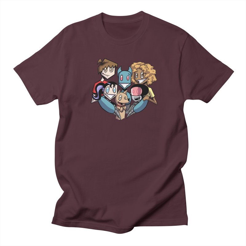10th Anniversary! Women's Regular Unisex T-Shirt by The Transypoo Tee Shirt Shop!