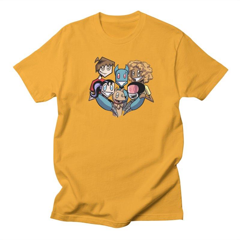 10th Anniversary! Men's Regular T-Shirt by The Transypoo Tee Shirt Shop!