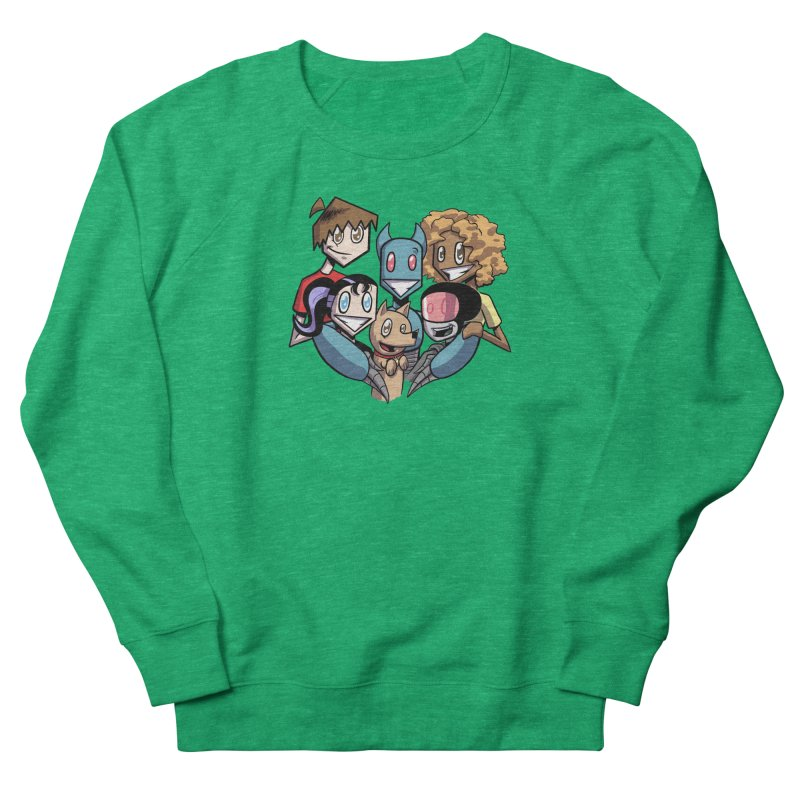 10th Anniversary! Women's Sweatshirt by The Transypoo Tee Shirt Shop!