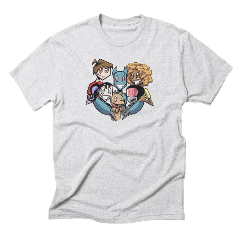 10th Anniversary! Men's Triblend T-Shirt by The Transypoo Tee Shirt Shop!