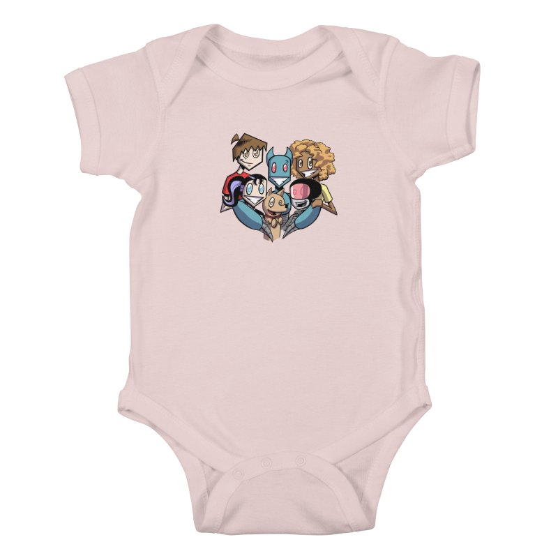 10th Anniversary! Kids Baby Bodysuit by The Transypoo Tee Shirt Shop!