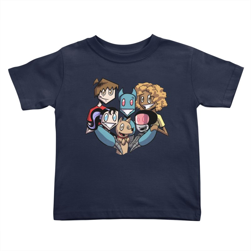 10th Anniversary! Kids Toddler T-Shirt by The Transypoo Tee Shirt Shop!