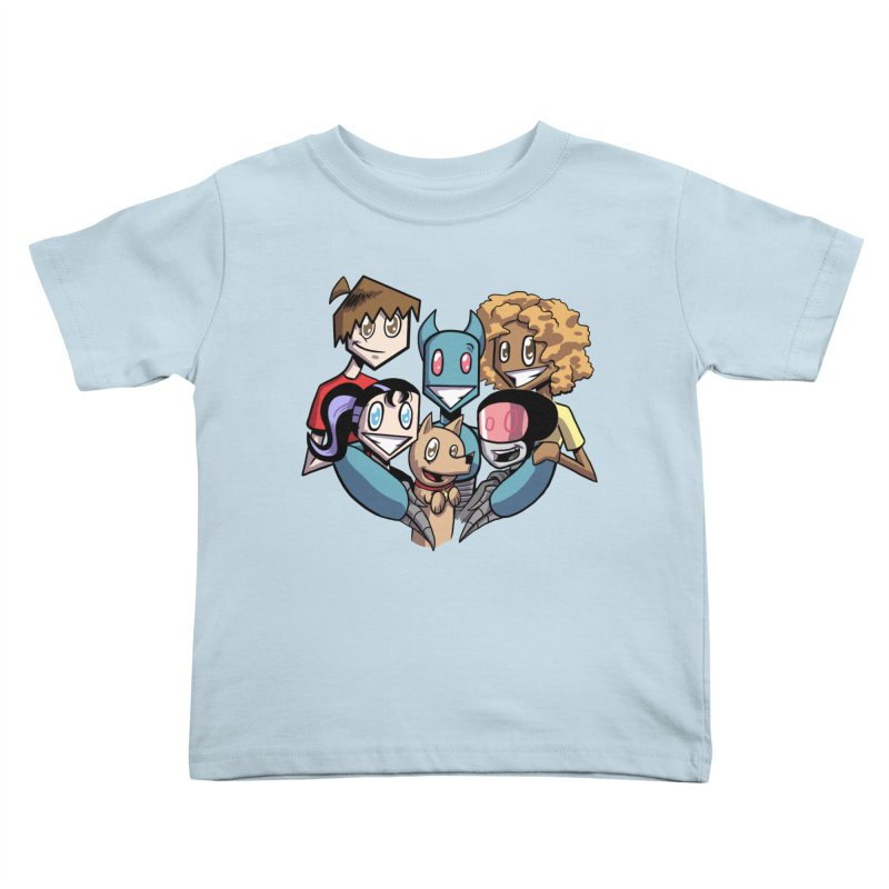 10th Anniversary! Kids Toddler T-Shirt by The Transypoo Tee Shirt Shop!