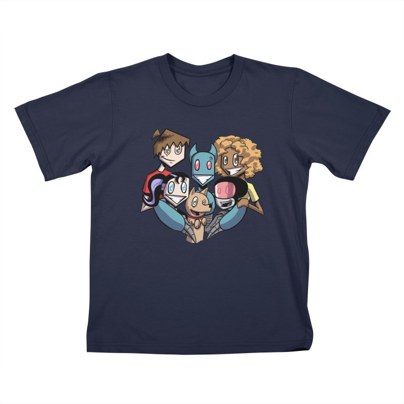 10th Anniversary! Kids T-Shirt by The Transypoo Tee Shirt Shop!