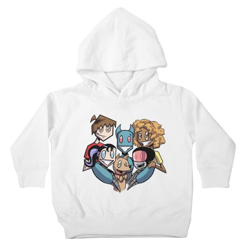 10th Anniversary! Kids Toddler Pullover Hoody by The Transypoo Tee Shirt Shop!