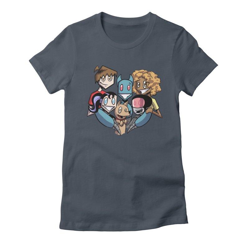 10th Anniversary! Women's T-Shirt by The Transypoo Tee Shirt Shop!