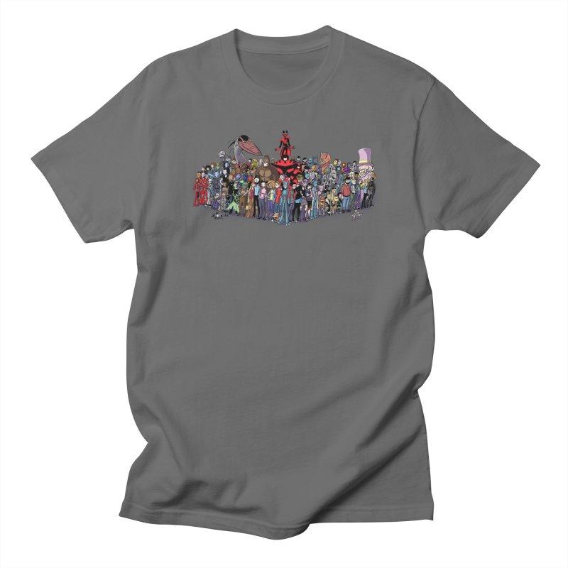 Transypoo: Everyone! Men's T-Shirt by The Transypoo Tee Shirt Shop!