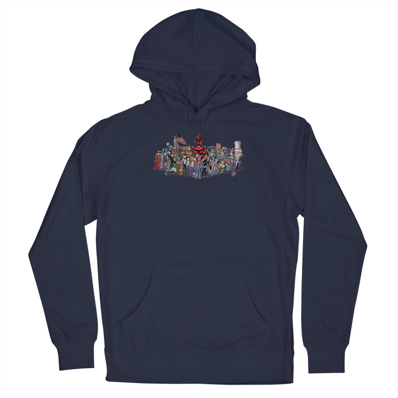 Transypoo: Everyone! Men's French Terry Pullover Hoody by The Transypoo Tee Shirt Shop!