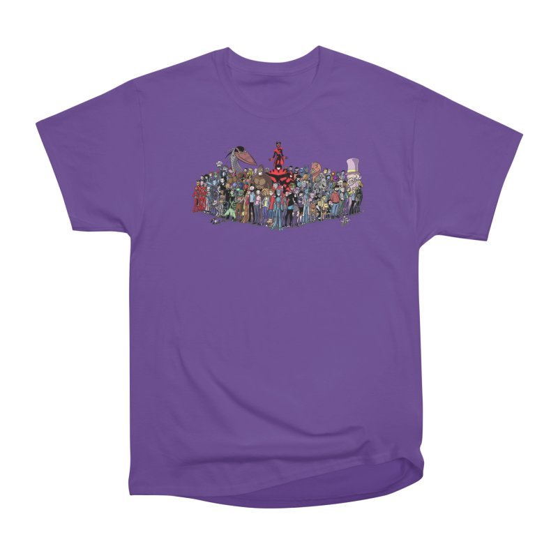 Transypoo: Everyone! Men's Heavyweight T-Shirt by The Transypoo Tee Shirt Shop!