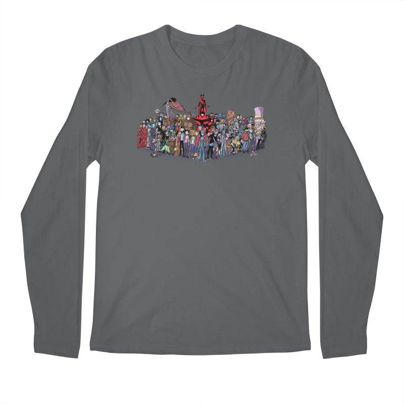 Transypoo: Everyone! Men's Regular Longsleeve T-Shirt by The Transypoo Tee Shirt Shop!