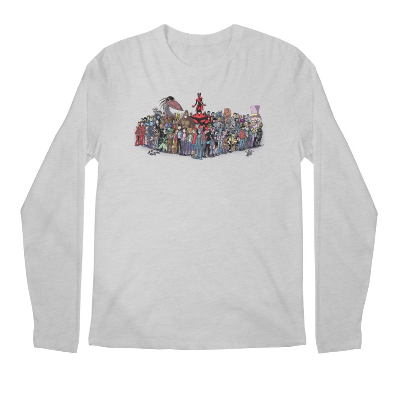 Transypoo: Everyone! Men's Regular Longsleeve T-Shirt by The Transypoo Tee Shirt Shop!