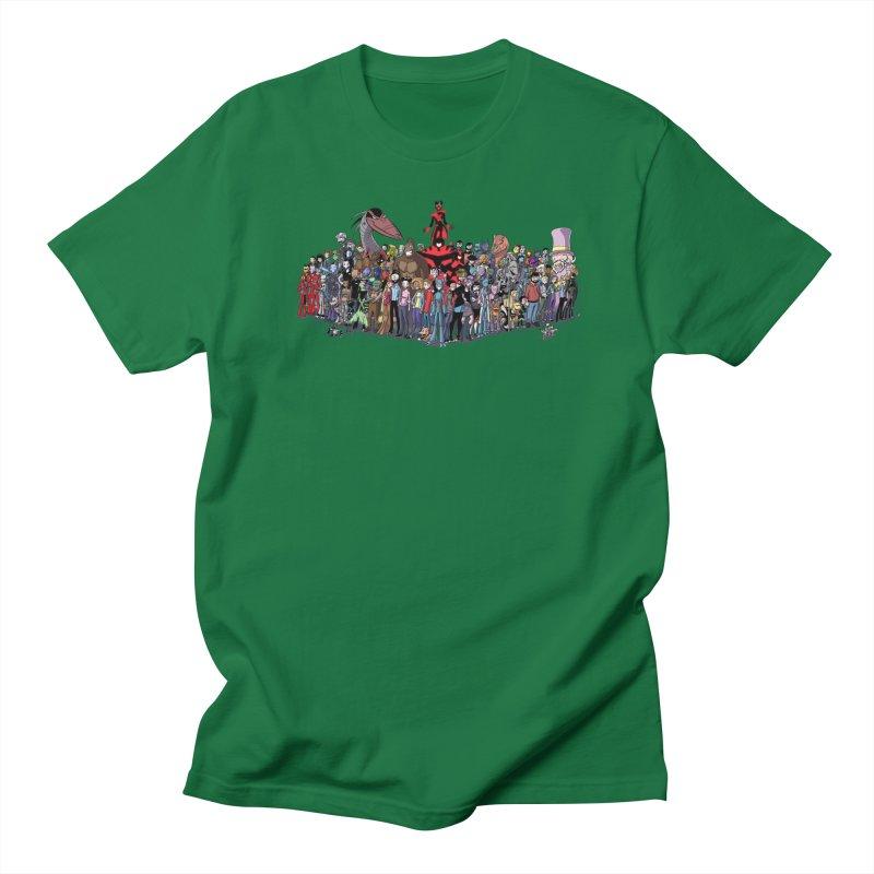 Transypoo: Everyone! Women's Regular Unisex T-Shirt by The Transypoo Tee Shirt Shop!