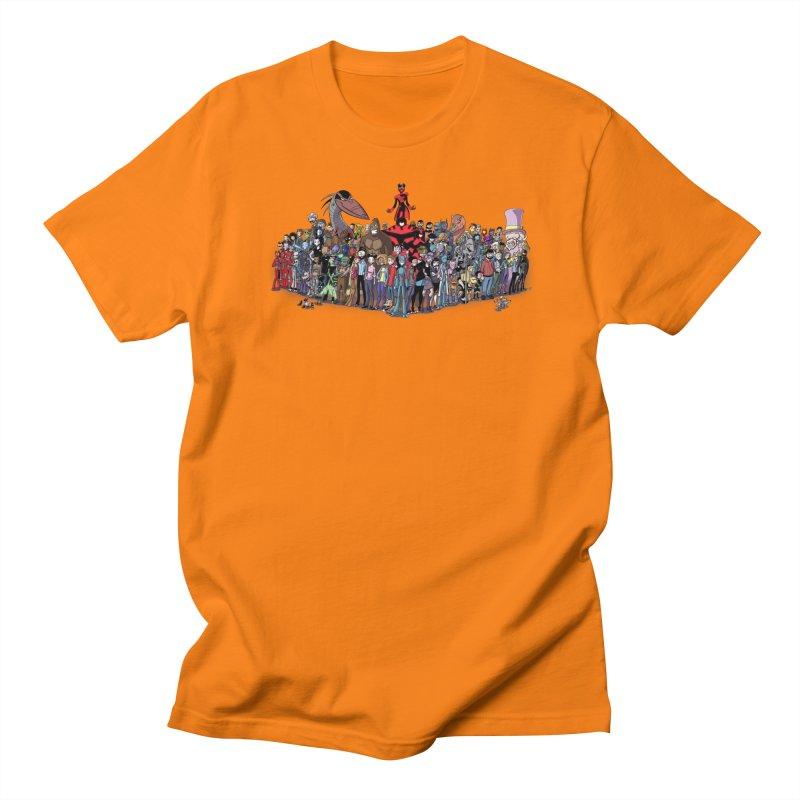 Transypoo: Everyone! Men's Regular T-Shirt by The Transypoo Tee Shirt Shop!