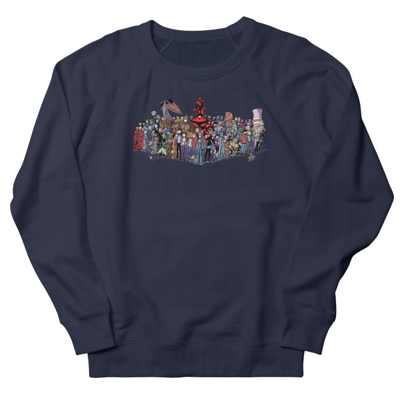 Transypoo: Everyone! Men's French Terry Sweatshirt by The Transypoo Tee Shirt Shop!