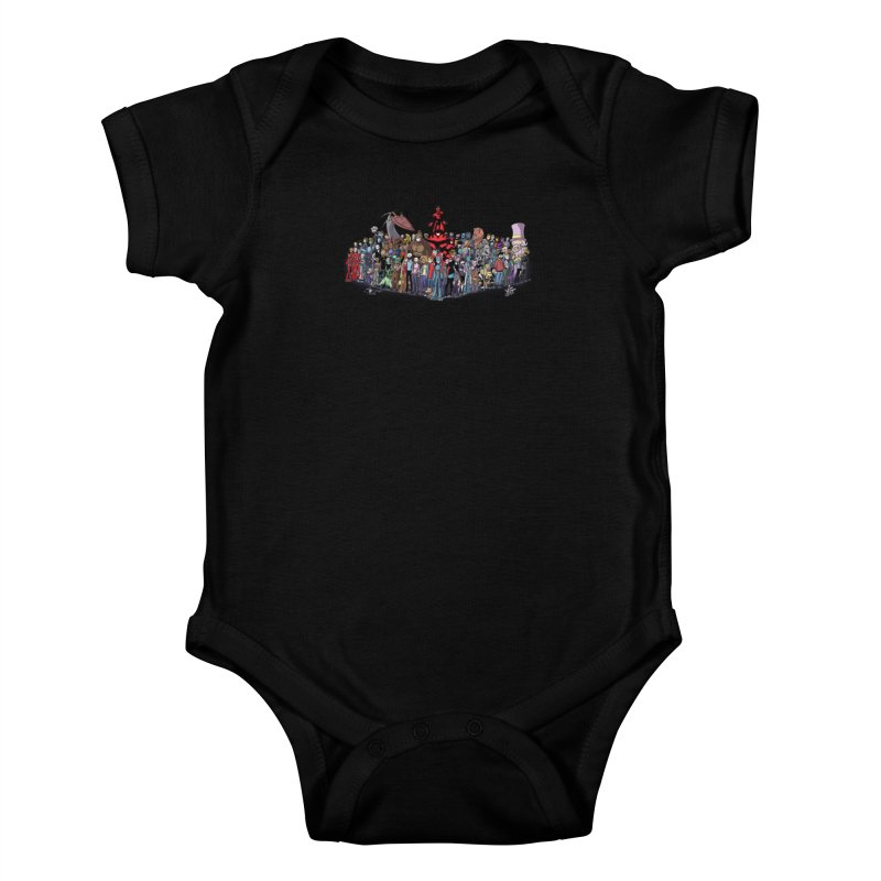 Transypoo: Everyone! Kids Baby Bodysuit by The Transypoo Tee Shirt Shop!
