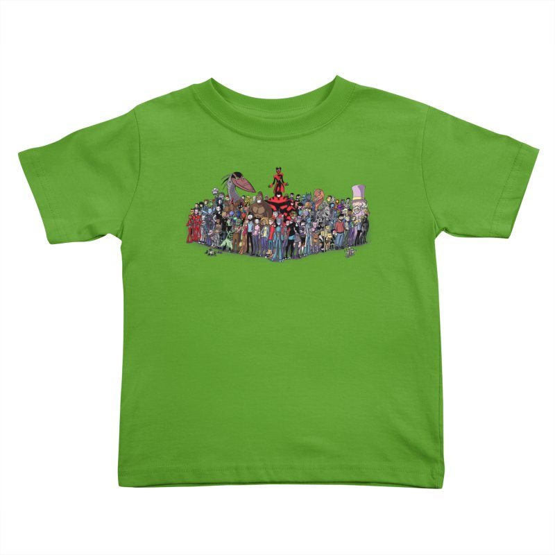 Transypoo: Everyone! Kids Toddler T-Shirt by The Transypoo Tee Shirt Shop!