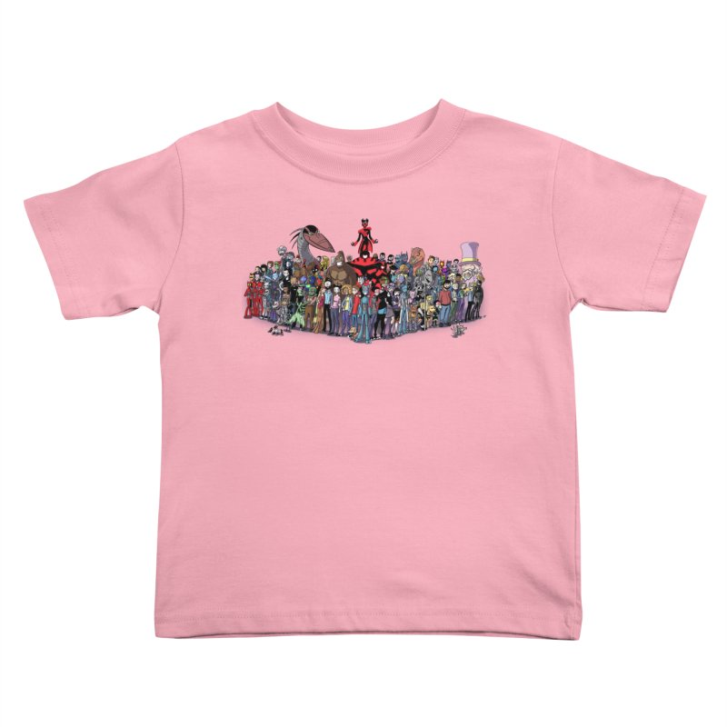 Transypoo: Everyone! Kids Toddler T-Shirt by The Transypoo Tee Shirt Shop!