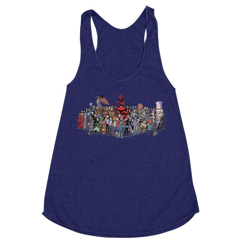 Transypoo: Everyone! Women's Racerback Triblend Tank by The Transypoo Tee Shirt Shop!