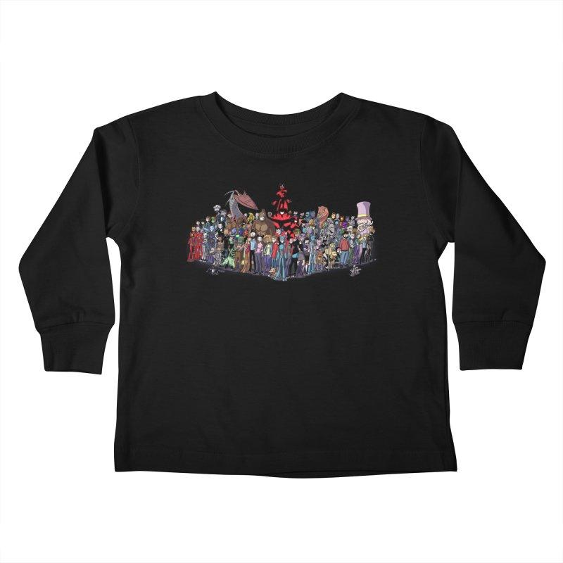 Transypoo: Everyone! Kids Toddler Longsleeve T-Shirt by The Transypoo Tee Shirt Shop!