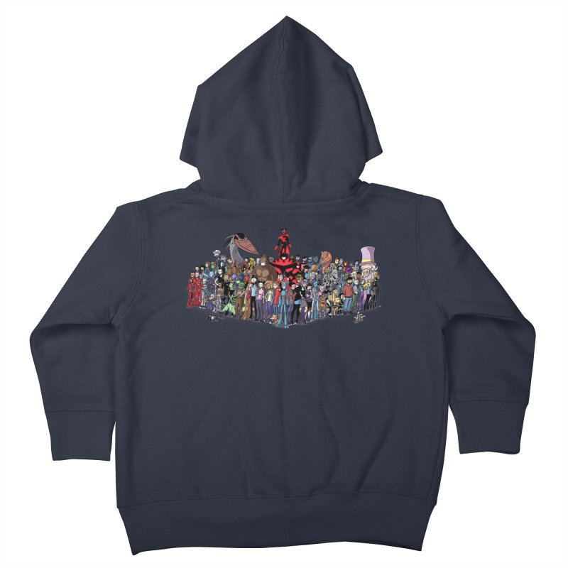 Transypoo: Everyone! Kids Toddler Zip-Up Hoody by The Transypoo Tee Shirt Shop!