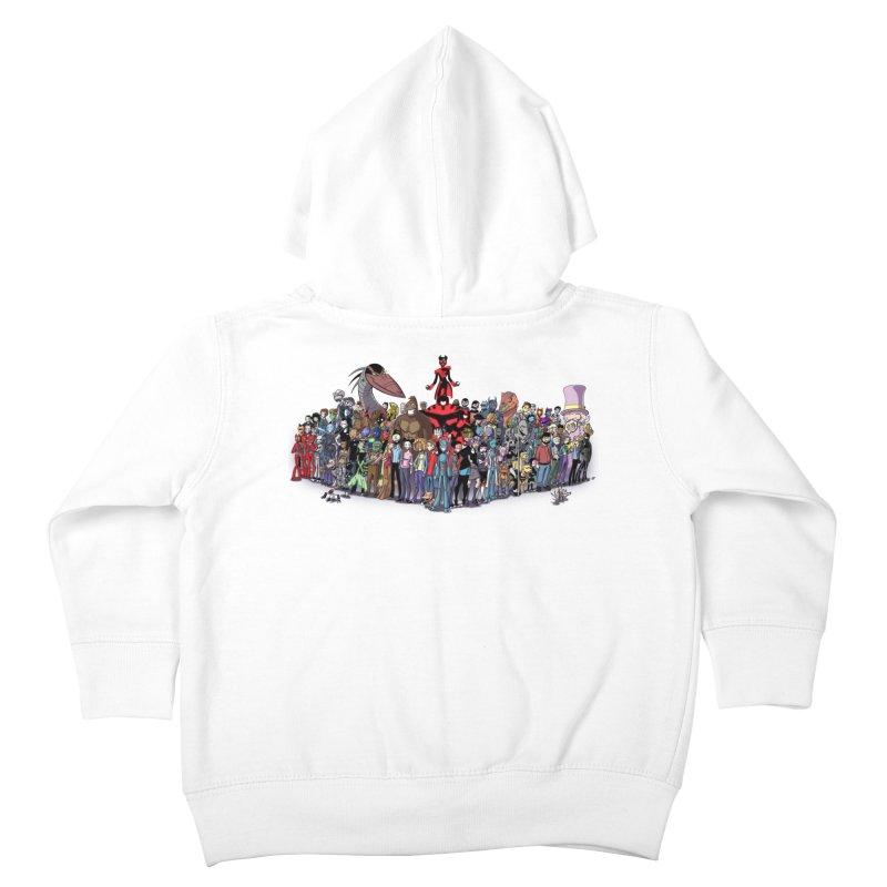 Transypoo: Everyone! Kids Toddler Zip-Up Hoody by The Transypoo Tee Shirt Shop!