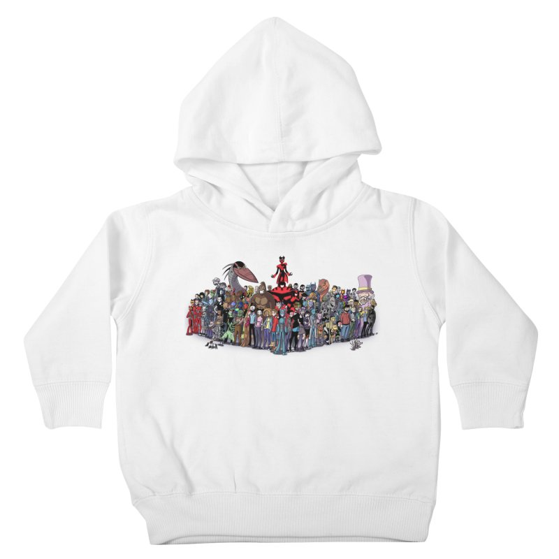 Transypoo: Everyone! Kids Toddler Pullover Hoody by The Transypoo Tee Shirt Shop!