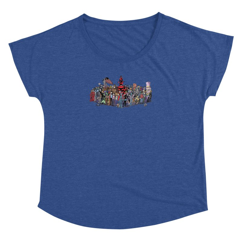 Transypoo: Everyone! Women's Dolman Scoop Neck by The Transypoo Tee Shirt Shop!