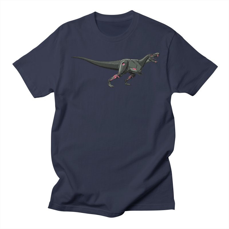 Robosaurus-Rex Men's T-Shirt by The Transypoo Tee Shirt Shop!