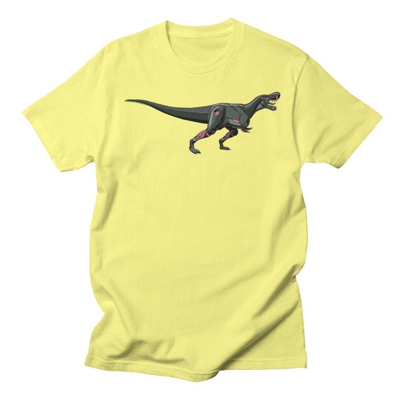 Robosaurus-Rex Men's T-Shirt by The Transypoo Tee Shirt Shop!