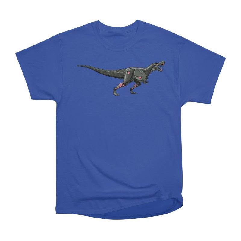Robosaurus-Rex Women's Heavyweight Unisex T-Shirt by The Transypoo Tee Shirt Shop!