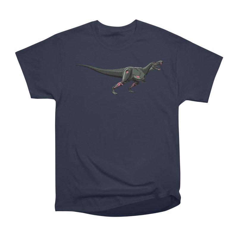 Robosaurus-Rex Men's Heavyweight T-Shirt by The Transypoo Tee Shirt Shop!