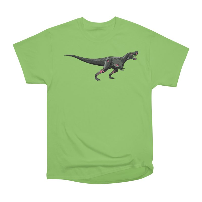 Robosaurus-Rex Men's Heavyweight T-Shirt by The Transypoo Tee Shirt Shop!