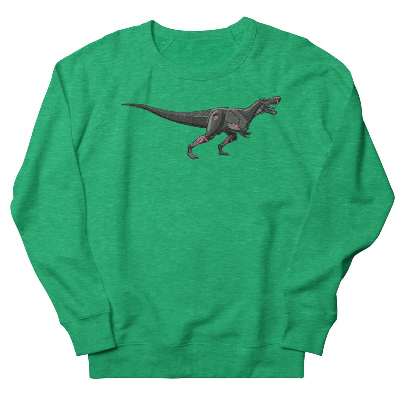 Robosaurus-Rex Women's Sweatshirt by The Transypoo Tee Shirt Shop!