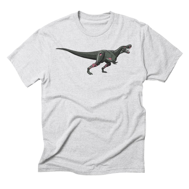 Robosaurus-Rex Men's Triblend T-Shirt by The Transypoo Tee Shirt Shop!