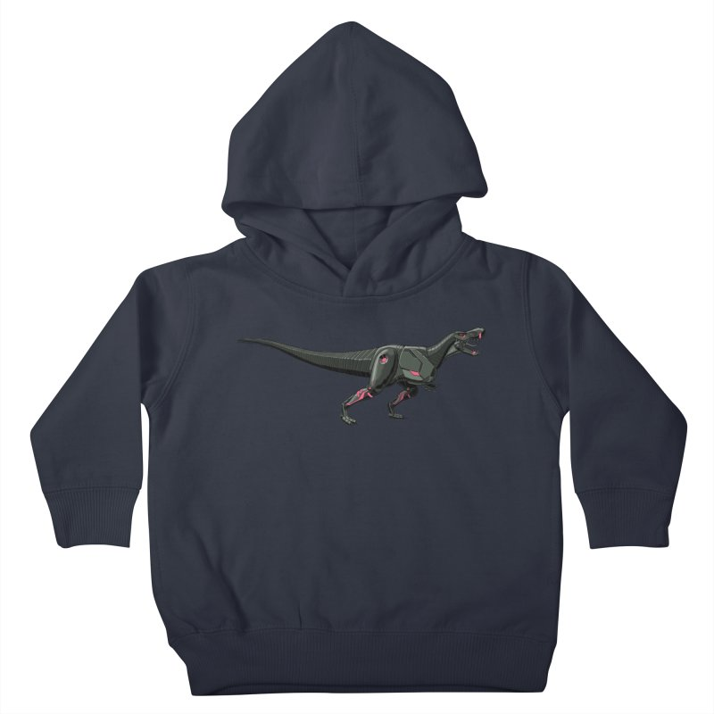 Robosaurus-Rex Kids Toddler Pullover Hoody by The Transypoo Tee Shirt Shop!